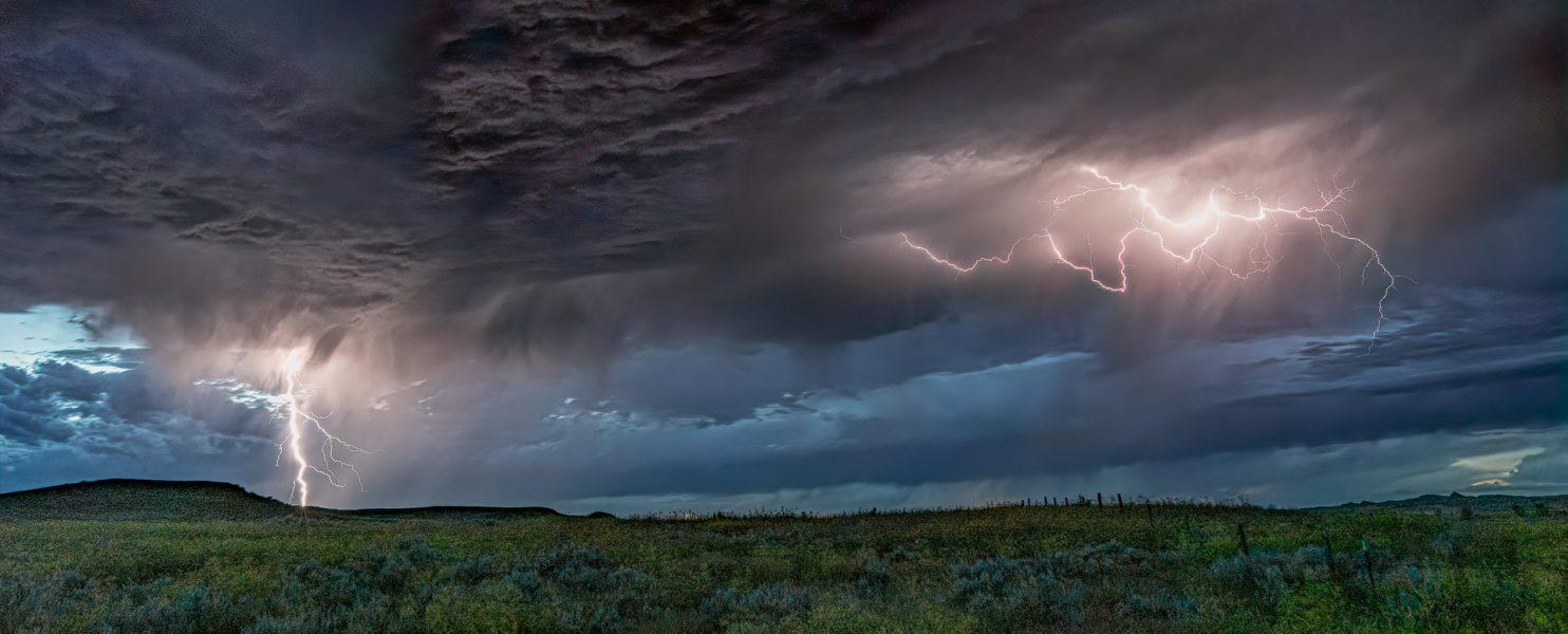 Double Night Lightning - Don Goldman