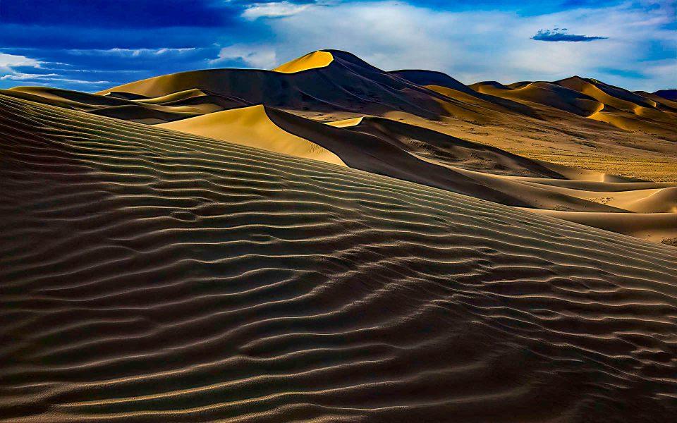 Eureka Dunes - Truman Holtzclaw