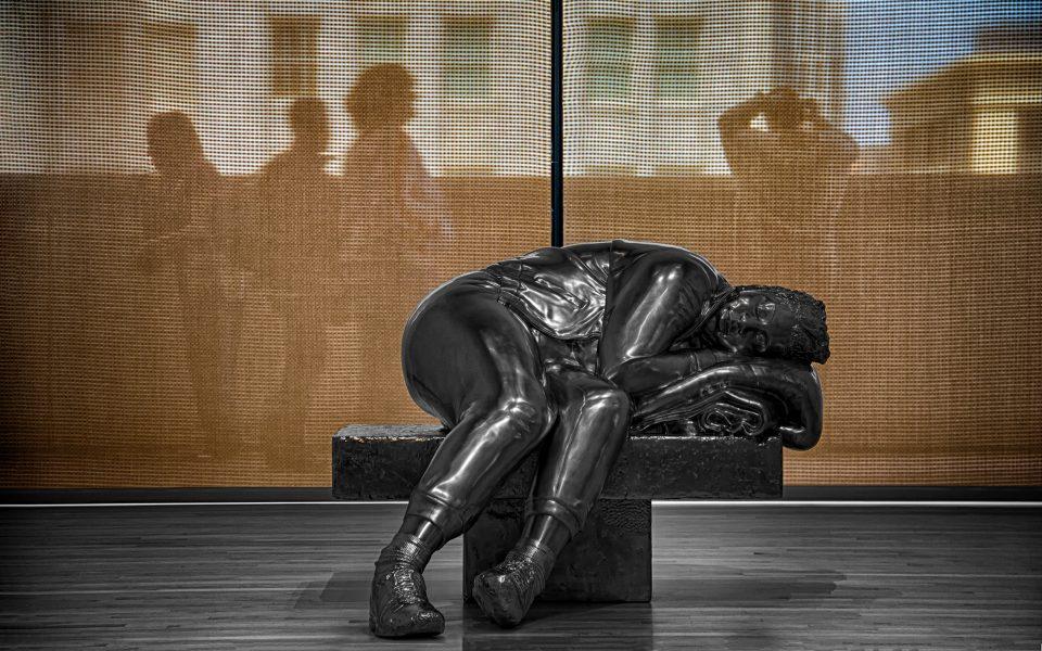 Nap Time @ SF MOMA - Gary Cawood