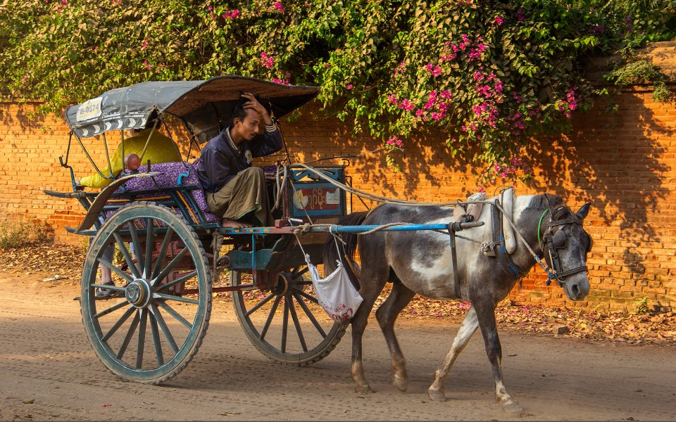 Local Transportation in Myanmar 02 - Gary Cawood