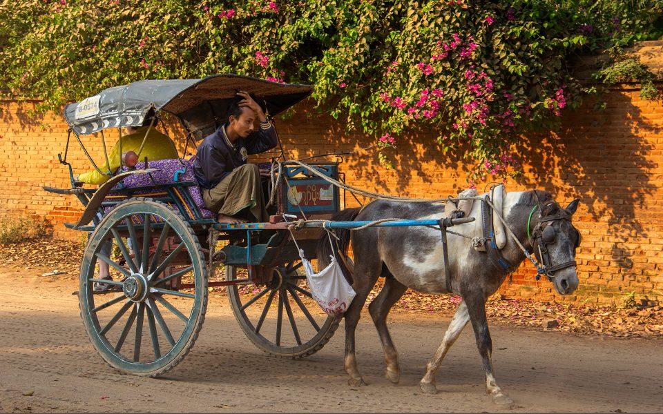 Local Transportation in Myanmar 02 - Gary Cawood