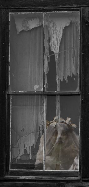 Bodie Window with Ghost Bride - Kristian Leide-Lynch