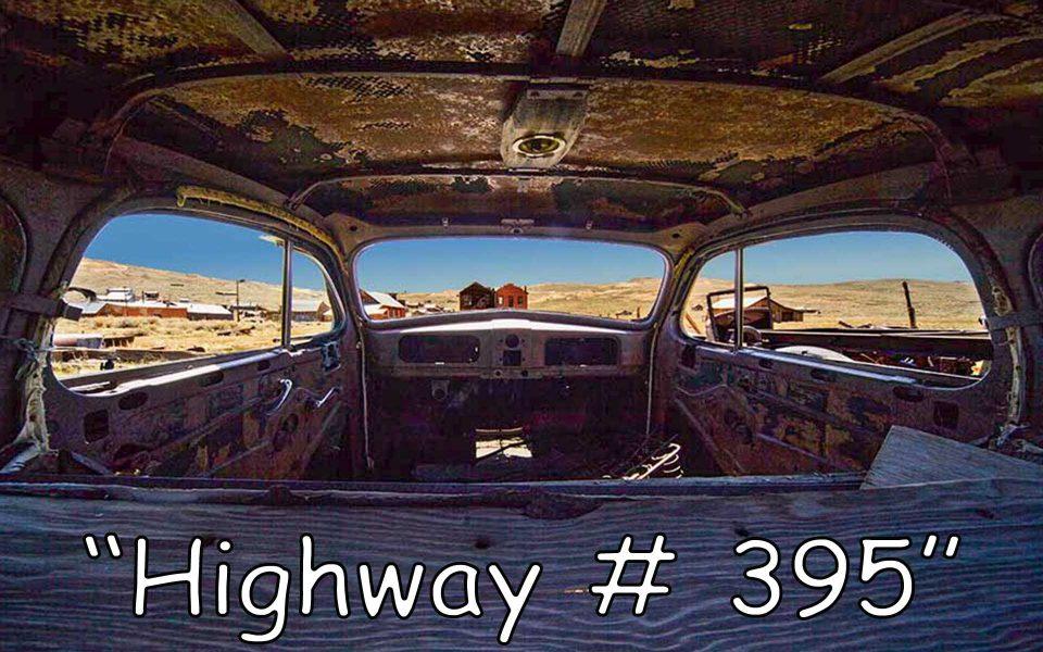 Highway 395 01 - Truman Holtzclaw