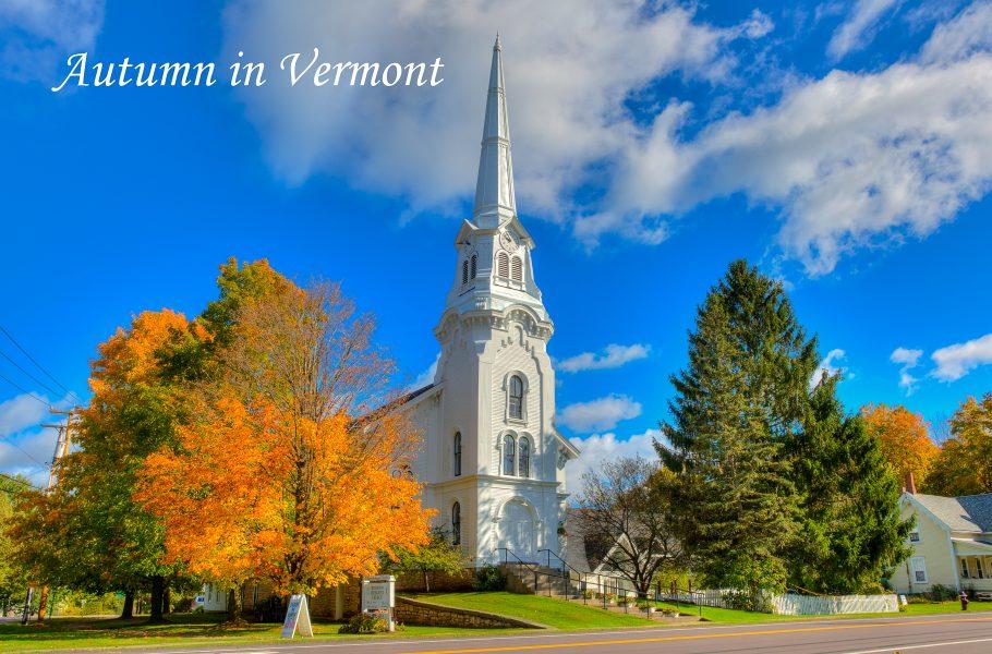Autumn in Vermont 01 - Doug Arnold