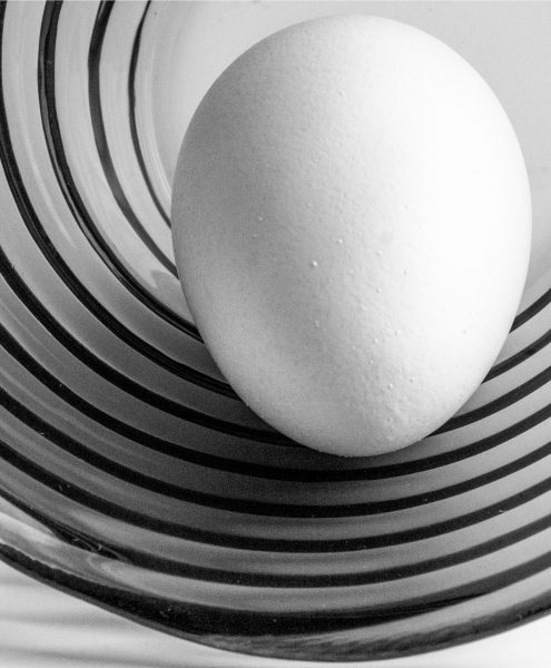 Egg in a Bowl - Anna Huey