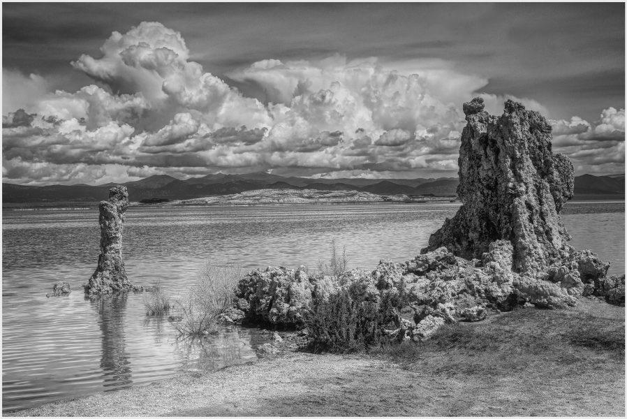Mono Lake Hoodoos - Lucille Van Ommering