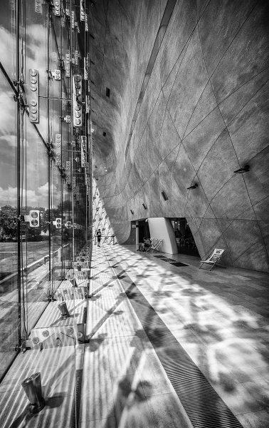 Holocaust Museum Warsaw - Dennis Scott