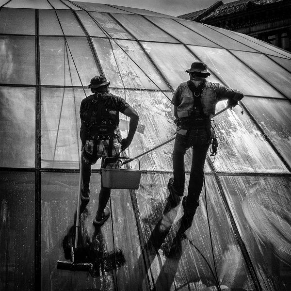 Kiev Dome Cleaners - Dennis Scott