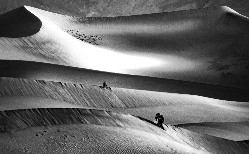 Mesquite Dunes Death Valley - Jim Berger