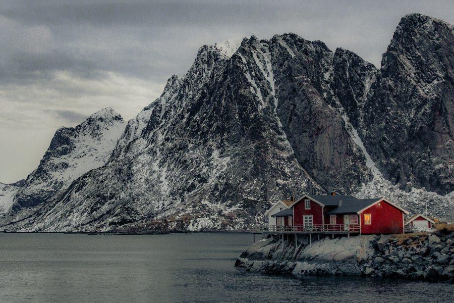 Vestlofoten Norway - Jim Berger
