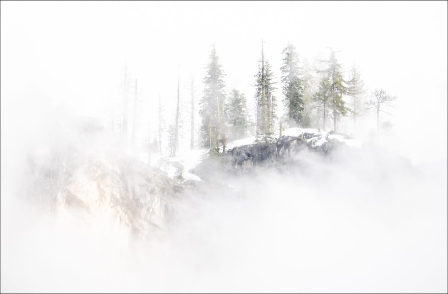 Above the Clouds - Jan Lightfoot