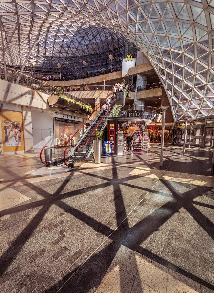 Warsaw Mall - Dennis Scott