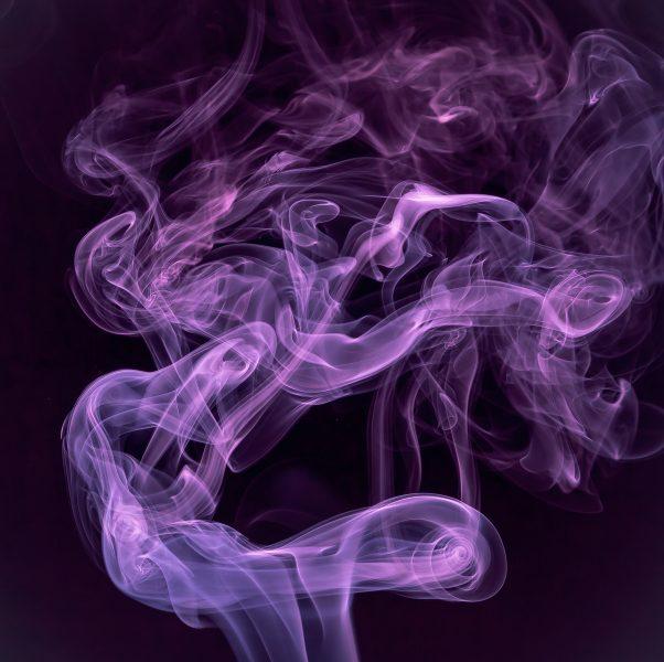 Purple Smoke - Laura Berard