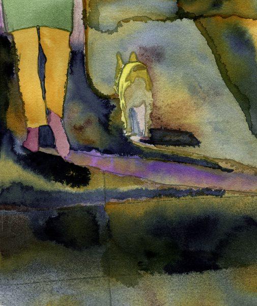 Walking the dog - Joseph Finkleman