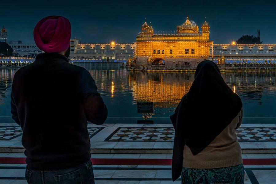 Golden Temple Amritsar India - Don Goldman