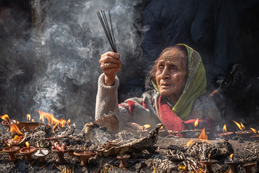 Kathmandu Offering - Don Goldman