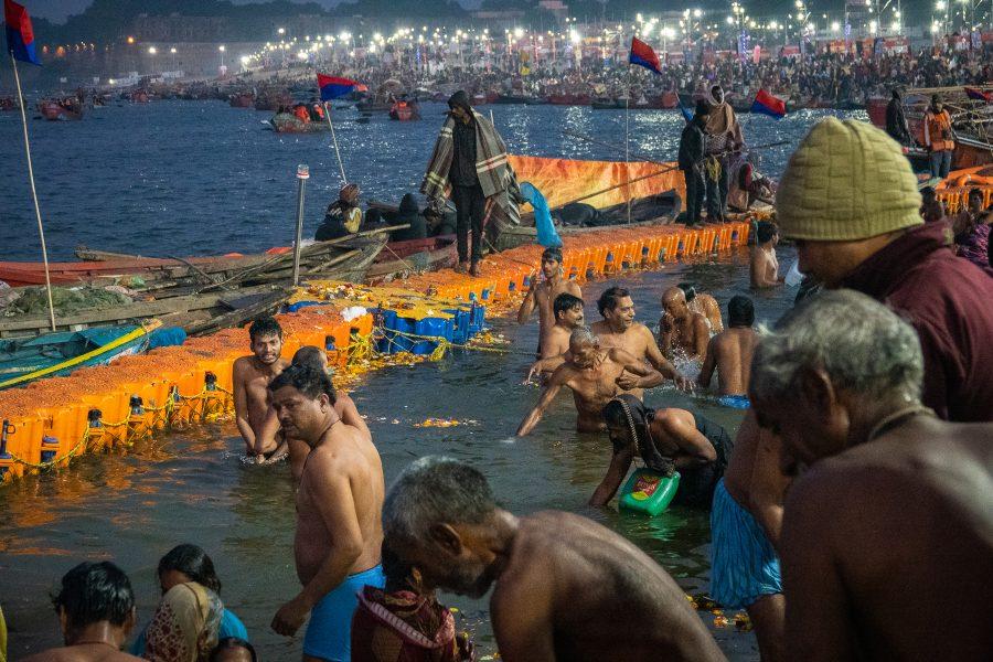 Kumbh Mela Celebration Alahabad India 04 - Don Goldman