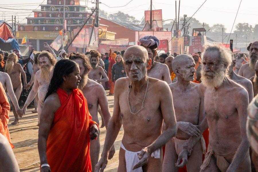 Kumbh Mela Celebration Alahabad India 05 - Don Goldman