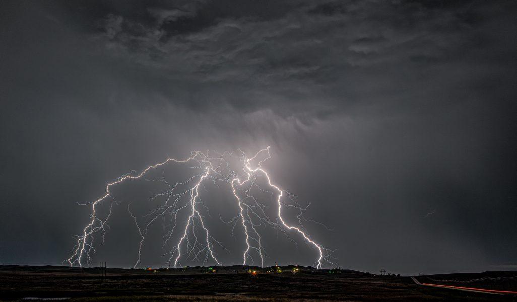 Storm Chasing 02 - Don Goldman