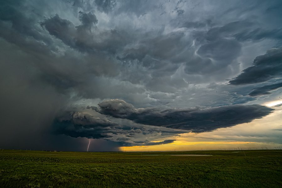 Storm Chasing 03 - Don Goldman