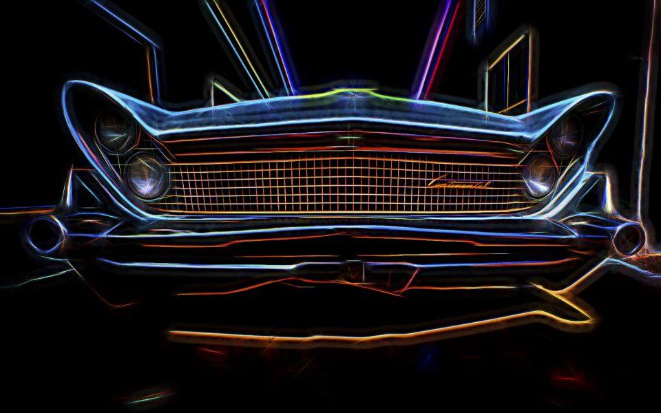 Lincoln Continental - Truman Holtzclaw