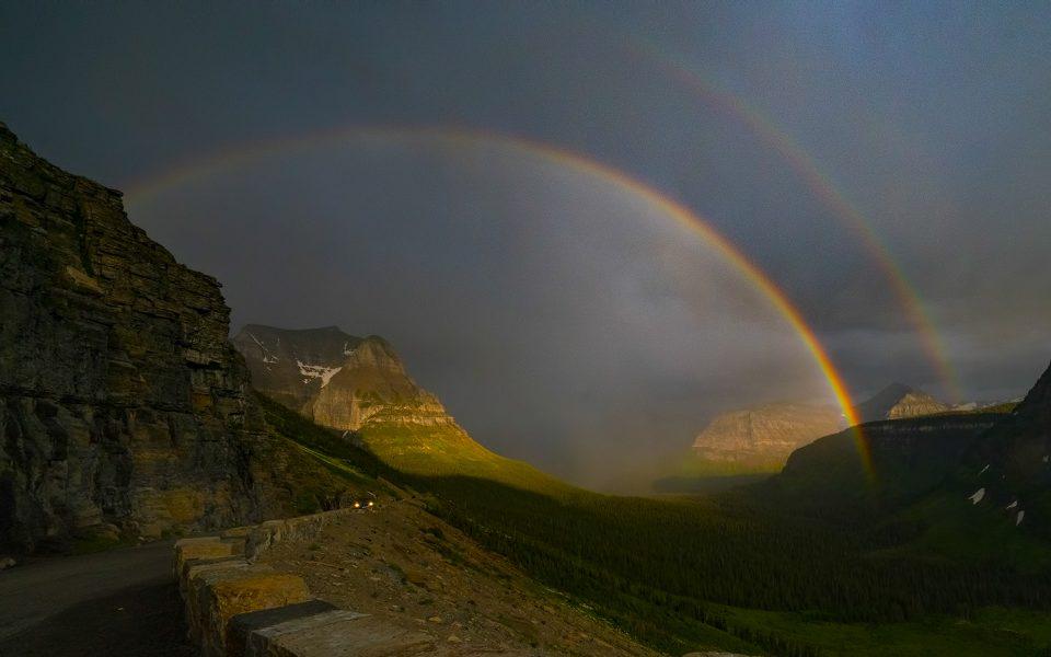 Rainbow Fantasy - Truman Holtzclaw