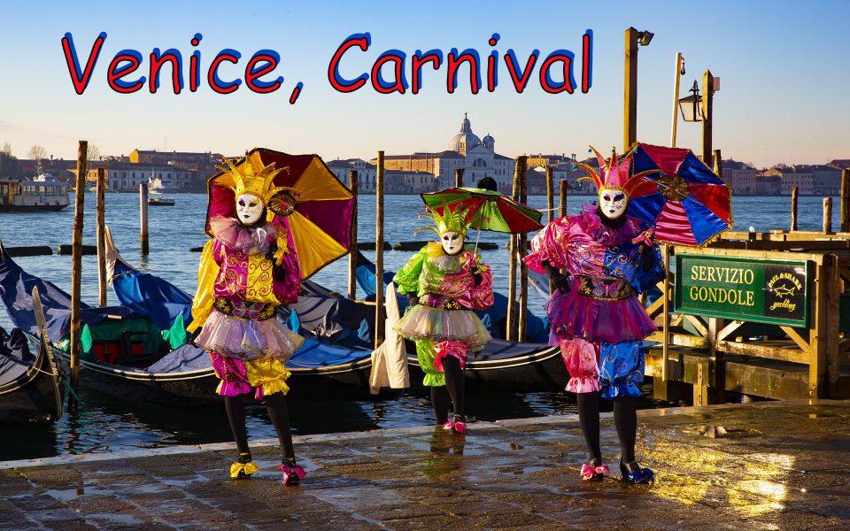 Venice Carnival 01 - Truman Holtzclaw