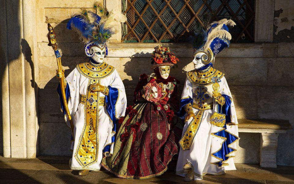 Venice Carnival 02 - Truman Holtzclaw