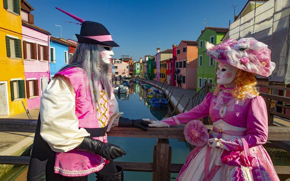 Venice Carnival 03 - Truman Holtzclaw