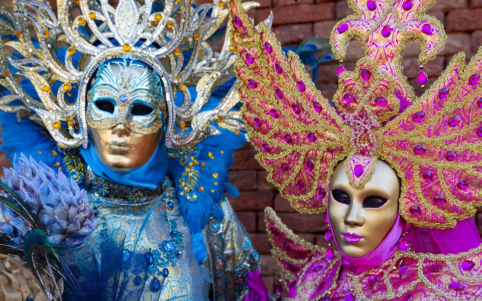 Venice Carnival 05 - Truman Holtzclaw