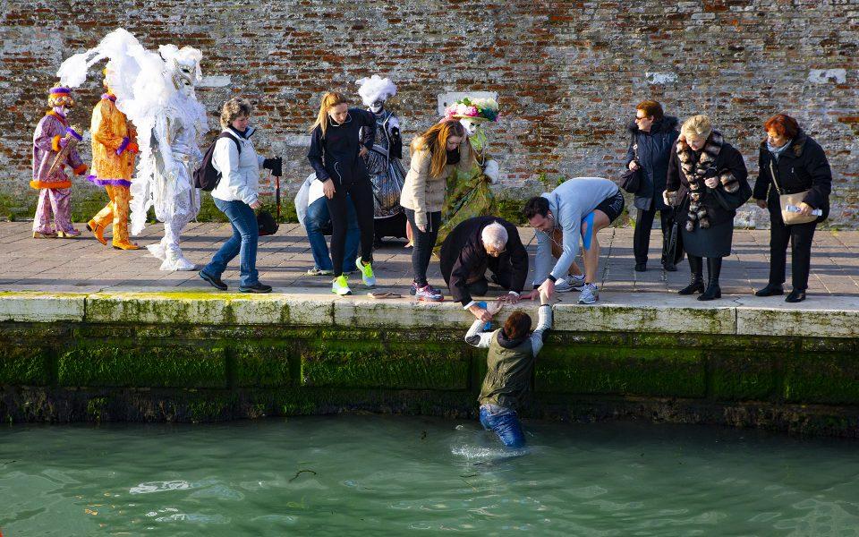 Venice Carnival 07 - Truman Holtzclaw