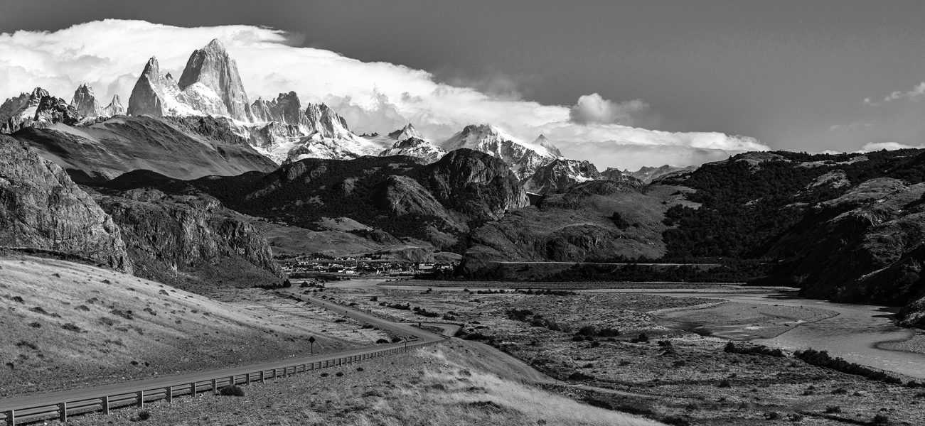 Mt Fitzroy and El Chalten Argentina - Pat Honeycutt