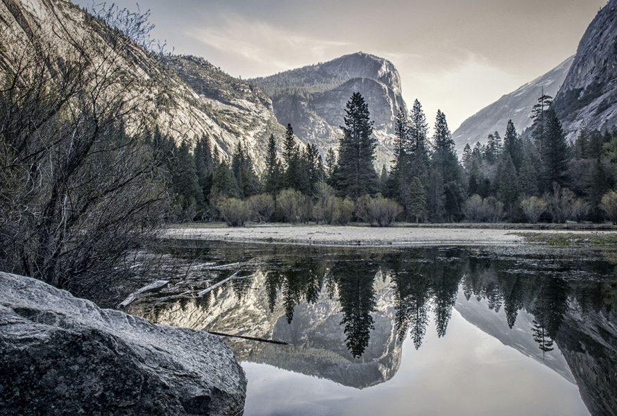 Mirror Lake - Kathleen Grady