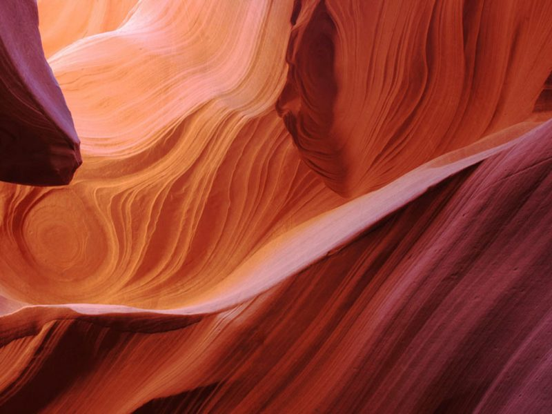 Antelope Canyon - Dave Kent