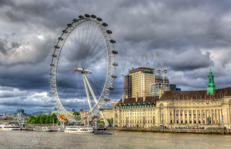 London Eye - Doug Arnold