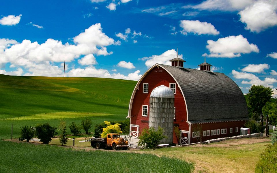 The Palouse- Eastern WA 02 - Truman Holtzclaw