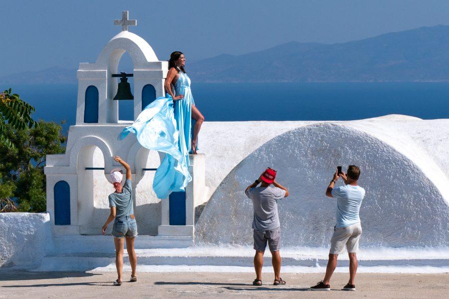 Life on Santorini 04 - Jan Lightfoot