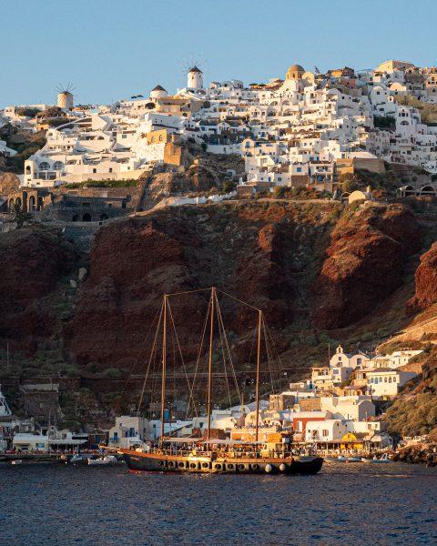 Life on Santorini 05 - Jan Lightfoot