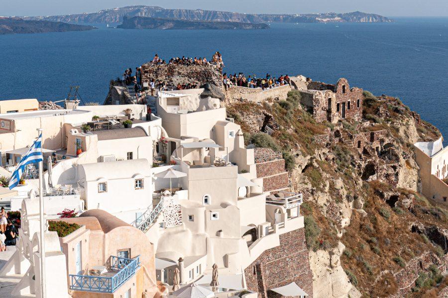 Life on Santorini 06 - Jan Lightfoot