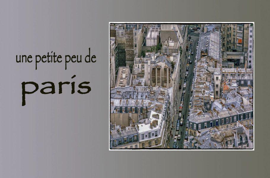 A Little Bit of Paris 01 - Rich Mahoney