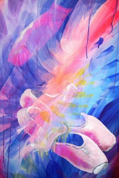 Ballet Slippers - Jeanne Snyder