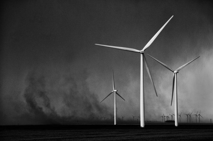 Storm Across The Plains - Jeanne Snyder