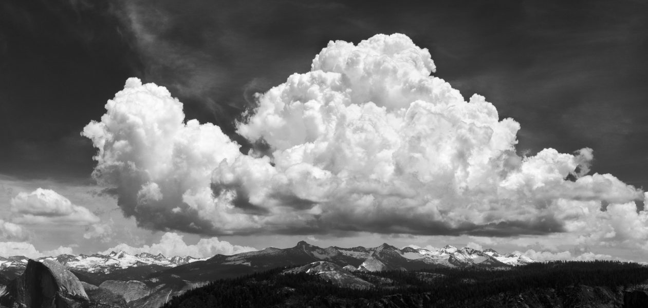 Building Clouds Over the Valley - Aaron Vizzini