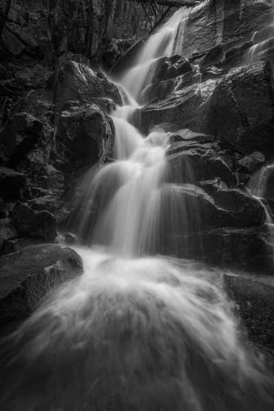 Wildcat Falls, Yosemite - Charlie Willard