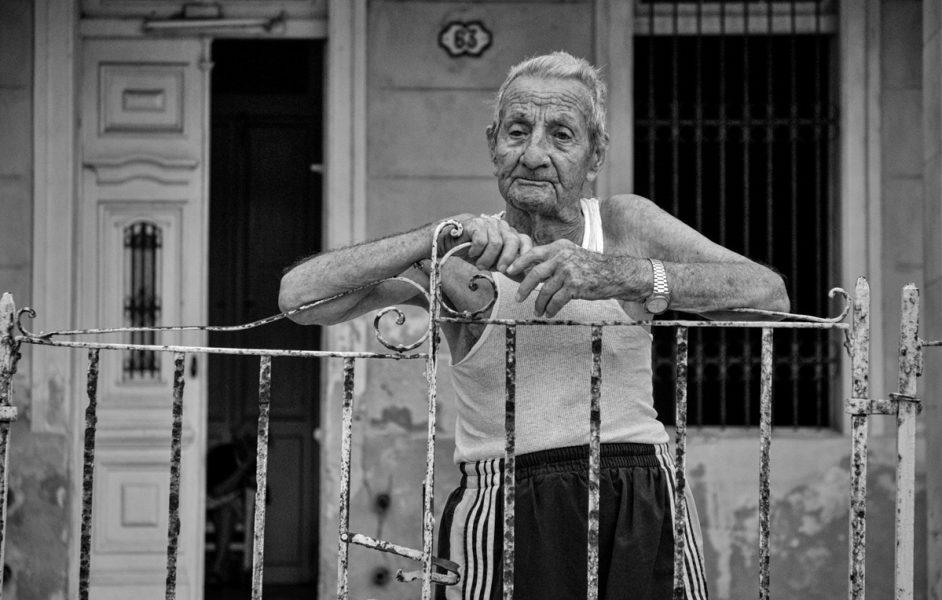 Old Man - Kathleen Grady