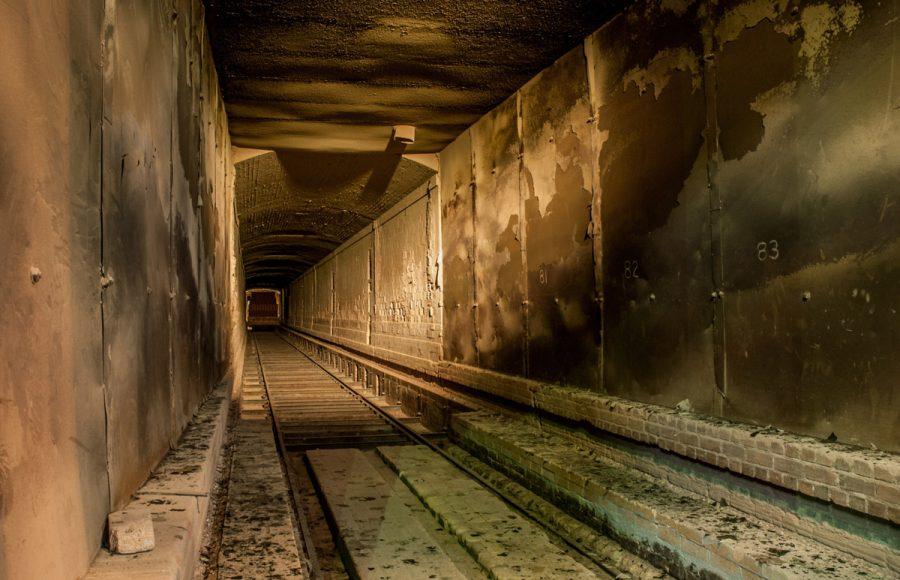 The Tunnel - Kathleen Grady